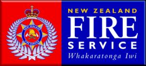 NZ Fire Service Logo